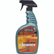 Minwax 52127 Wood Cabinet Spray Cleaner 32 Ounce Trigger Sprayer