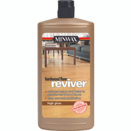 Minwax 60950 Reviver High Gloss Hardwood Floor Restorer Quart Water Based