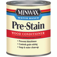 Minwax 61851 Pre Stain Wood Conditioner Quart Water Based
