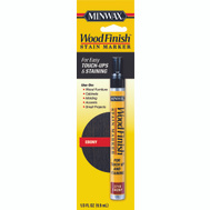 Minwax 63490 Ebony Wood Finish Stain Marker