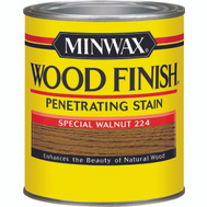 Minwax 70006 Special Walnut Wood Finish Penetrating Stain Quart Oil Based