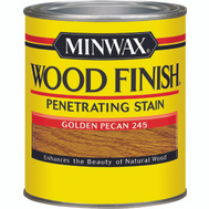 Minwax 70041 Golden Pecan Wood Finish Penetrating Stain Quart Oil Based