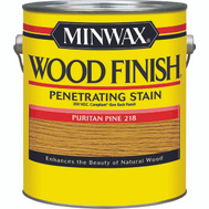 Minwax 71073 Puritan Pine Wood Finish 250 VOC Compliant Penetrating Stain Gallon Oil Based