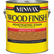 Minwax 71074 Ipswich Pine Wood Finish 250 VOC Compliant Penetrating Stain Gallon Oil Based