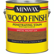 Minwax 71076 Special Walnut Wood Finish 250 VOC Compliant Penetrating Stain Gallon Oil Based