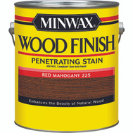 Minwax 71077 Red Mahogany Wood Finish 250 VOC Compliant Penetrating Stain Gallon Oil Based