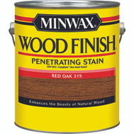 Minwax 71083 Red Oak Wood Finish 250 VOC Compliant Penetrating Stain Gallon Oil Based
