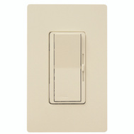 Lutron DVW-600PH-IV Diva 600 Watt Ivory Single Pole Dimmer Switch