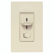 Lutron S-603PH-IV Skylark Ivory 3 Way Preset Slide Dimmer