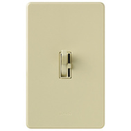 Lutron TGCL-153PH-IV Toggler Dimmer Cfl/Led Togg 1P/3Way Iv