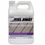 Dumond 2170 Peel Away Brightener Neutralizer For Decks Siding & Fencing Gallon