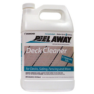 Dumond 2180 Peel Away Deck Cleaner For Decks, Siding, Fences & More Gallon