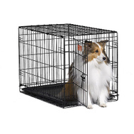 Midwest Pets 1530 30 Inch Crate Dog Training