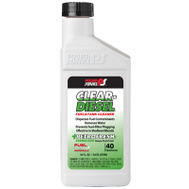 Power Service 9216 16 Ounce CLR Diesel Cleaner