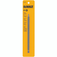 DeWalt DW2061 #1 Phillips Screwdriver Bit 6 Inch