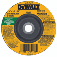 DeWalt DW4428 4 By 1/8 Inch Masonry Cutting Wheel