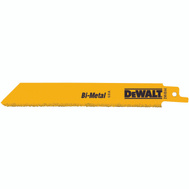DeWalt DW4844 6 Inch Reciprocating Saw Blade