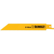 DeWalt DW4845 6 Inch Reciprocating Saw Blade Pack Of 5