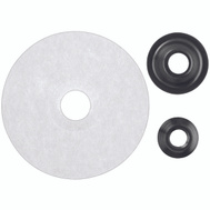 DeWalt DW4942 Paper Backing Pad With Nut 4 1/2 Inch
