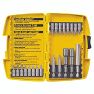 DeWalt DW2161 21 Piece Screwdriving Bit Set