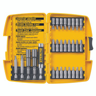 DeWalt DW2162 Tough Case 29 Piece Screwdriving And Nutdriving Set With Magnetic Drive Guide
