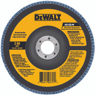 DeWalt DW8302 4 By 7/8 Inch 60 Grit Flap Wheel