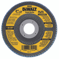 DeWalt DW8308 4 1/2 By 7/8 Inch 60 Grit Flap Wheel