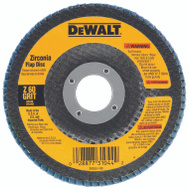 DeWalt DW8310 4 1/2 By 7/8 Inch 120 Grit Flap Wheel