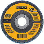 DeWalt DW8313 4 1/2 By 5/8 Inch 80 Grit Flap Disc