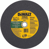 DeWalt DW8026 12 By 1/8 By 1 Hi Mason Wheel