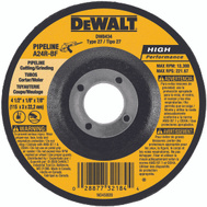 DeWalt DW8434 Wheel Cut/Grind Ppline 4-1/2In