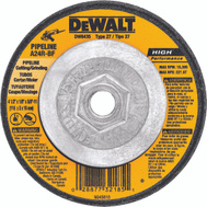DeWalt DW8435 Metal Cutting Wheel 4-1/2 By 1/8 Inch