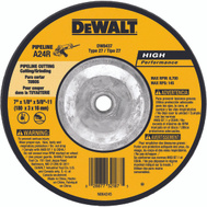 DeWalt DW8437 T27 Metal Hp Cut/Grind