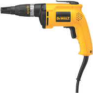 DeWalt DW255 6 Amp High Speed Drywall Screwdriver