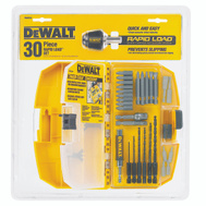 DeWalt DW2518 30 Piece Rapid Load Magnetic Set