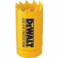 DeWalt D180026 1-5/8 Inch Bi-Metal Hole Saw