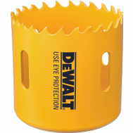 DeWalt D180044 2-3/4 Inch Bi-Metal Hole Saw