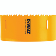 DeWalt D180072 4-1/2 Inch Bi-Metal Hole Saw