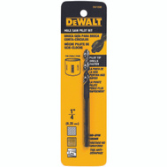DeWalt DW1808 1/4 By 4 Inch Long Pilot Bit Replacment