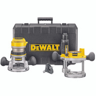 DeWalt DW616PK 1 3/4 Hp Fixed Base/Plunge Router Kit