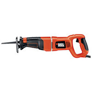 Black & Decker RS500K 7-1/2 Amp. Variable Speed Reciprocating Saw