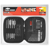 Black & Decker 71-973 30 Piece Quick Connect Drill& Drive Set