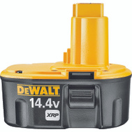 DeWalt DC9091 XRP 14.4 Volt 2.4 Amp 1 Hour High Capacity Battery