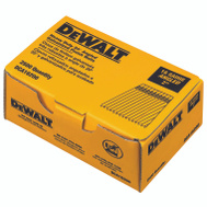 DeWalt DCA16200 2 Inch 16 Gauge Galvanized 20 Degree Smooth Finishing Nail (Pack Of 2500)