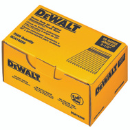 DeWalt DCA16250 2-1/2 Inch 16 Gauge Galvanized 20 Degree Smooth Finishing Nail (Pack Of 2500)