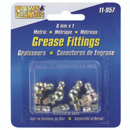 Plews Edelmann 11-957 Lubrimatic Fitting Grease Mtric 8 Pack