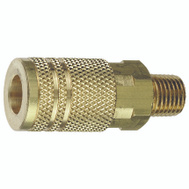 Plews Edelmann 13-225 Tru Flate Air Line Coupler Industrial Milton Design Male