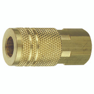 Plews Edelmann 13-235 Tru Flate Air Line Coupler Industrial Milton Design Female