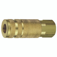 Plews Edelmann 13-435 Tru Flate Air Line Coupler Lincoln Design Female