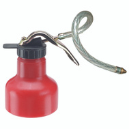 """Plews 50-516 Oiler with Base Holder and 6/"""" Flex Spout"""